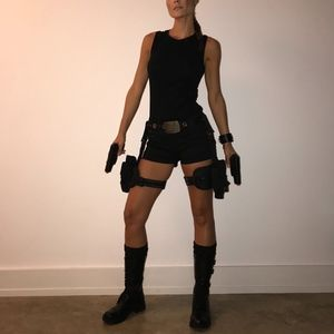 Other Lara Croft Tomb Raider Costume Cosplay Outfit